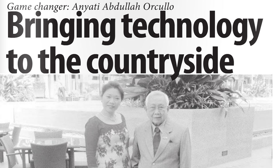 Bringing Technology to the Countryside