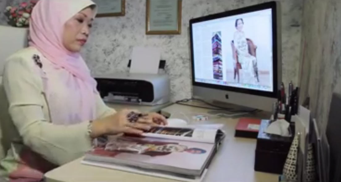 About Brunei Malay Wedding by Anyati Abdullah Orcullo